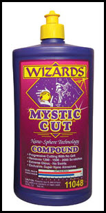 Wizards Mystic Cut Polishing Compound