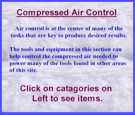 Compressed Air Control